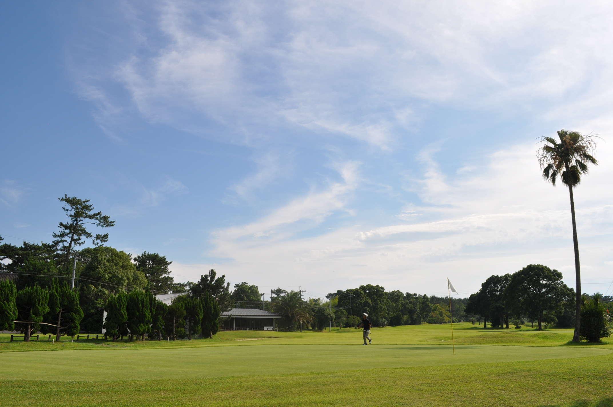 image アイビックカップ in 住吉浜ゴルフクラブ もやってました