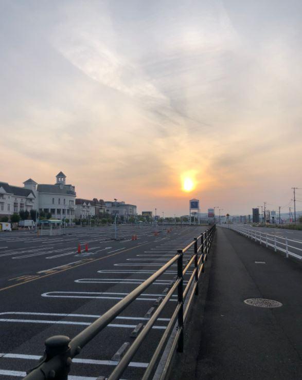 image 休みの日の朝…